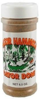 Gator Hammock Seasoning - Gator Done 3-pack Seasoning Gator Hammock