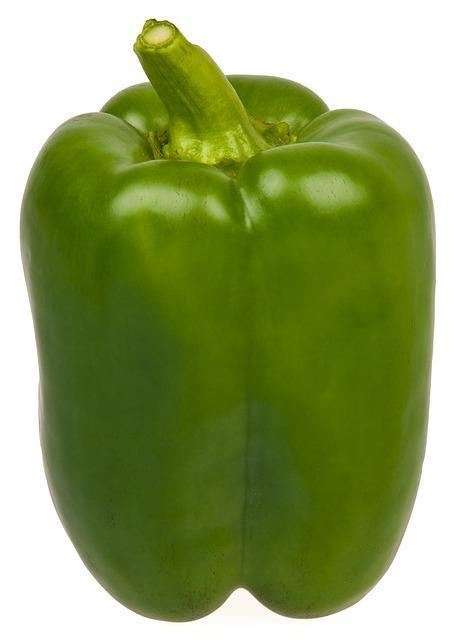 Green Bell Pepper $0.59 each vegetable Parkesdale Market