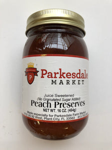 No Sugar Added Preserves - 3 pack Preserves Parkesdale Market