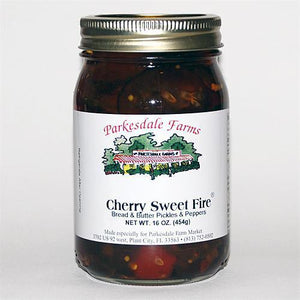 Parkesdale Market Cherry Sweet Fire 3-pack Jarred Goods Parkesdale Market