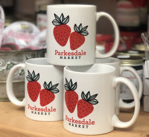 Parkesdale Mug - shipping included Mugs Parkesdale
