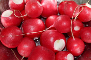Radishes $2.29 (1 pound bag) vegetable Parkesdale Market