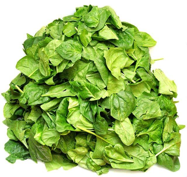 Spinach $2.49 (1 pound bag) vegetable Parkesdale