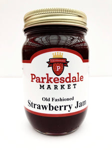 Strawberry Jam 3-pack Preserves Parkesdale Market