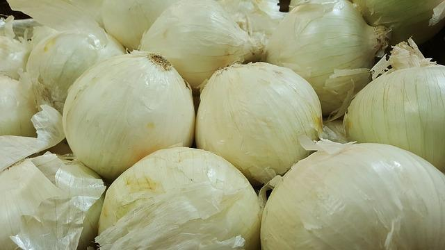 White Onion $0.99 per pound vegetable Parkesdale Market