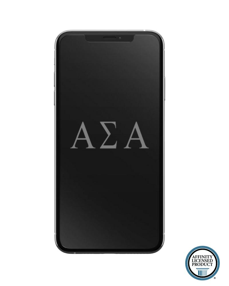 Alpha Sigma Alpha Screen Protector