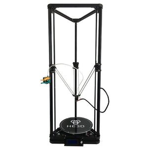 HE 3D K280 Delta 3D Printer Kit With Heat Bed And Auto Level System - 3D Printers Depot
