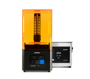 Zortrax Inkspire Fast and Precise Resin UV LCD Desktop 3D Printer