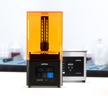 Zortrax Inkspire Fast and Precise Resin UV LCD Desktop 3D Printer With Ultrasonic Cleaner