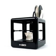 M3D Micro+ 3D The First Truly Consumer 3D Printer Black - 3D Printers Depot
