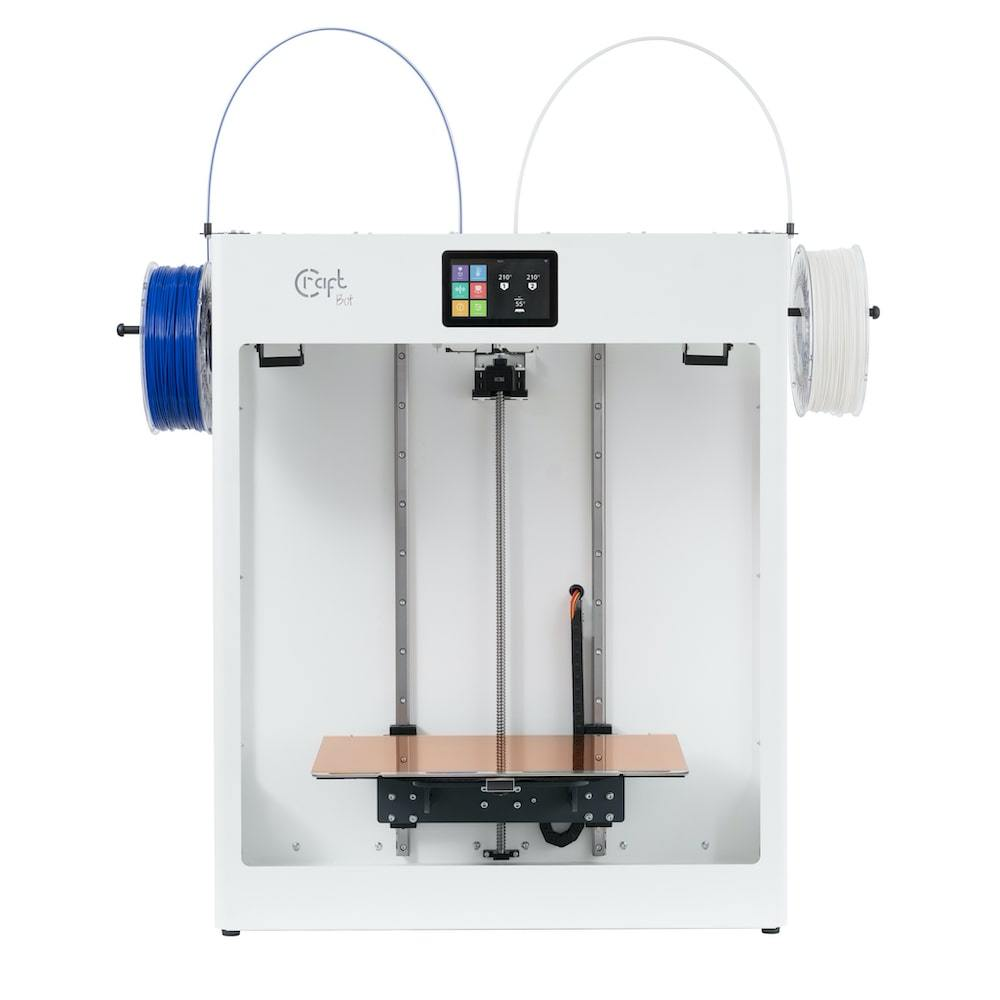 CraftBot FLOW IDEX XL Dual Extruder Large 3D Printer