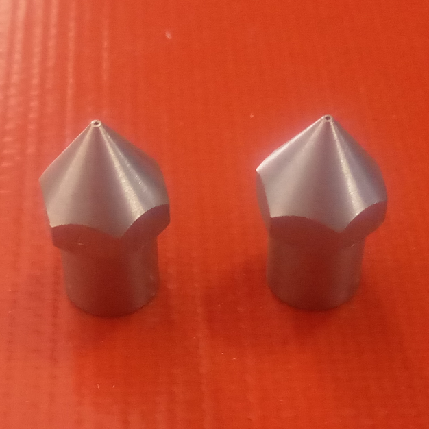 CreatBot Stainless Steel Nozzle for CreatBot DX / DX Plus / DE / DE Plus 3D Printer