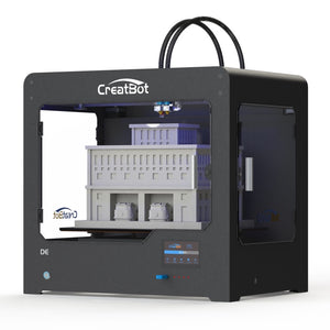 CreatBot DE Triple Head High Precision Large 3D Printer - 3D Printers Depot