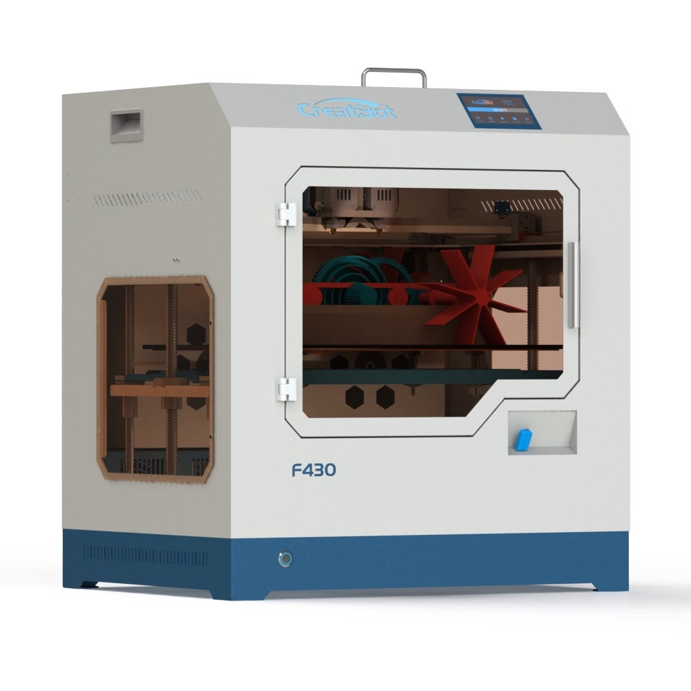 CreatBot F430 Large Desktop 3D Printer - 3D Printers Depot
