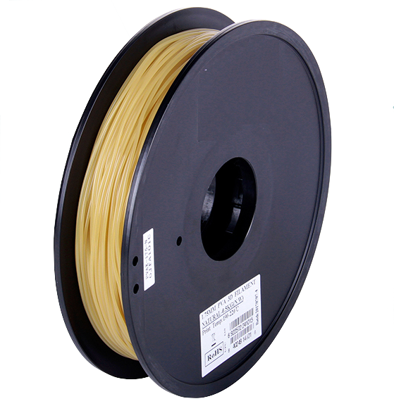 CreatBot RoHS PVA 3D Printer Filament, 1.75 mm 0.5 Kg Spool