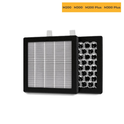 Zortrax HEPA Cover Filter Set for M200 / M300 And M200 Plus / M300 Plus 3D Printer - 3D Printers Depot
