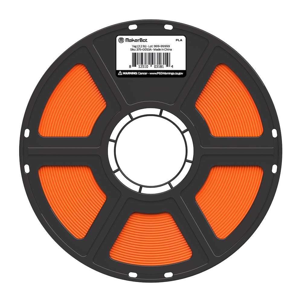 MakerBot-Sketch-PLA-Filament-Orange-(1kg,-2.2lbs)