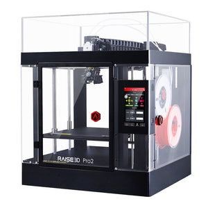 Raise3D Pro2 The Pro2 Series Large Format 3D Printer
