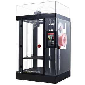 Raise3D Pro2 Plus The Pro2 Series Large Format 3D Printer