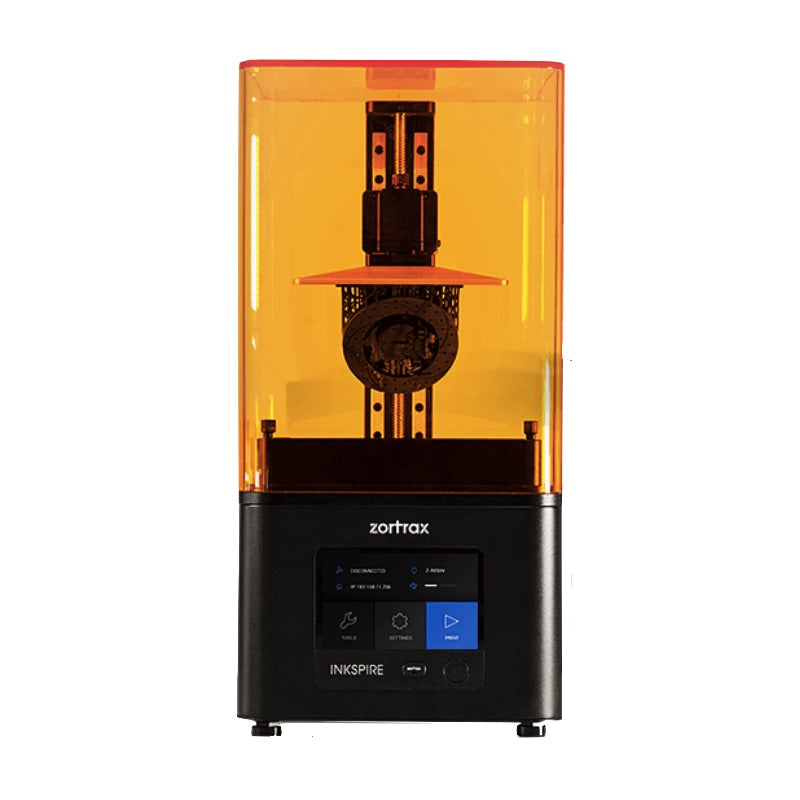 Zortrax Inkspire Fast and Precise Resin UV LCD Desktop 3D Printer - 3D Printers Depot