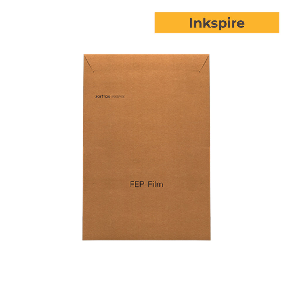 Zortrax Inkspire FEP Film Set - 3D Printers Depot
