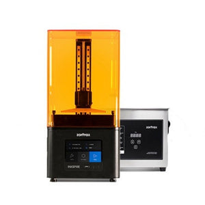 Zortrax Inkspire Fast and Precise Resin UV LCD Desktop 3D Printer With Ultrasonic Cleaner - 3D Printers Depot