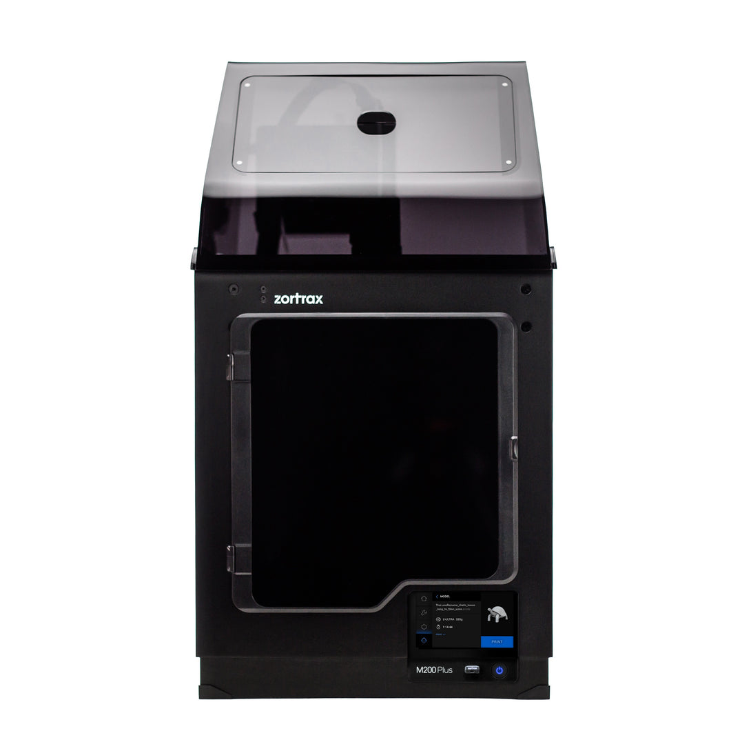 Zortrax M200 Plus High Performance Desktop Wi-Fi 3D Printer with HEPA Cover - 3D Printers Depot