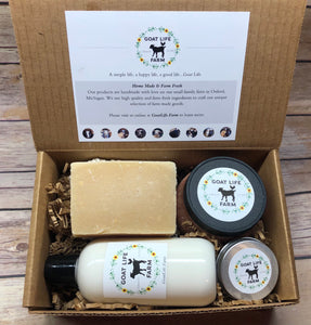 Across the miles - Gift Box Coconut Delight