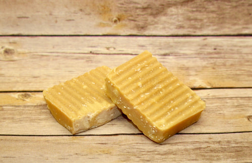 """Coco Mango"" Goat Milk Soap - Mango & Coconut - One 4 Oz Bar"