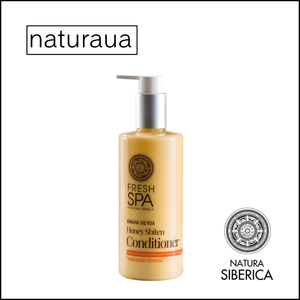 Acondicionador Capilar Honey Sbiten 300 ml Natura Siberica
