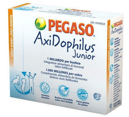 Axidophilus junior 14 sobres orosolubles Pegaso