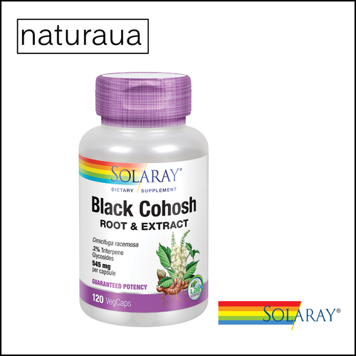 black cohosh solaray