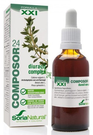 composor 24 diuracin soria natural