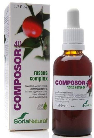 composor 40 ruscus soria natural