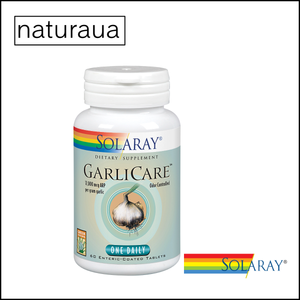 Garlicare - Ajo 10.000 mcg  60 comp. Solaray