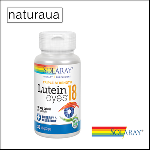 lutein eyes solaray