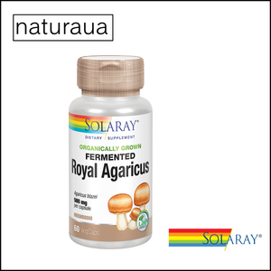 royal agaricus solaray