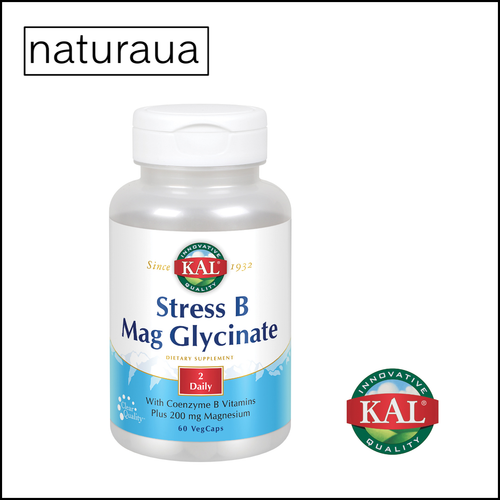 Stress B Mag Glycinate Kal