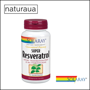 Super Resveratrol Solaray