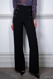 Andrea wide leg trousers