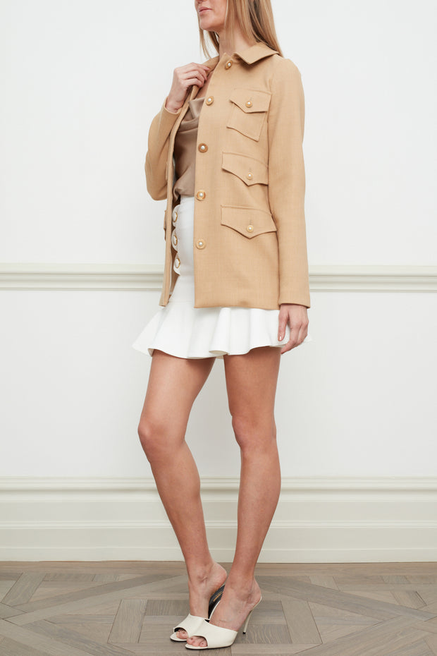 Erin Long Jacket camel