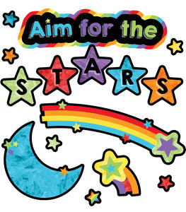 Aim for the Stars Mini Bulletin Board