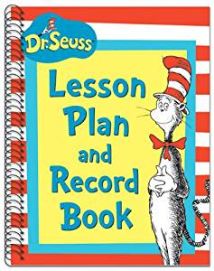 Dr. Seuss Lesson Plan and Record Book