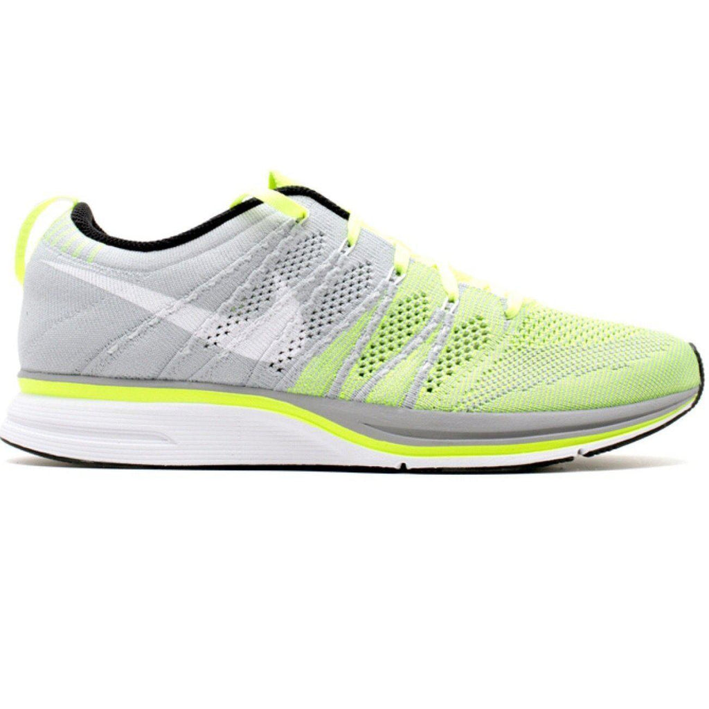 731d10926f Nike Flyknit Trainer Volt White-Relevant Quality Goods