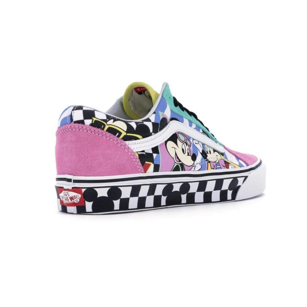 5c75c7427e8101 Vans Old Skool Disney 80s Mickey – Relevant Quality Goods