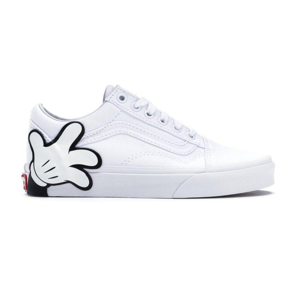 7a6a53488f Vans Old Skool Disney Mickey Mouse Hand-Relevant Quality Goods