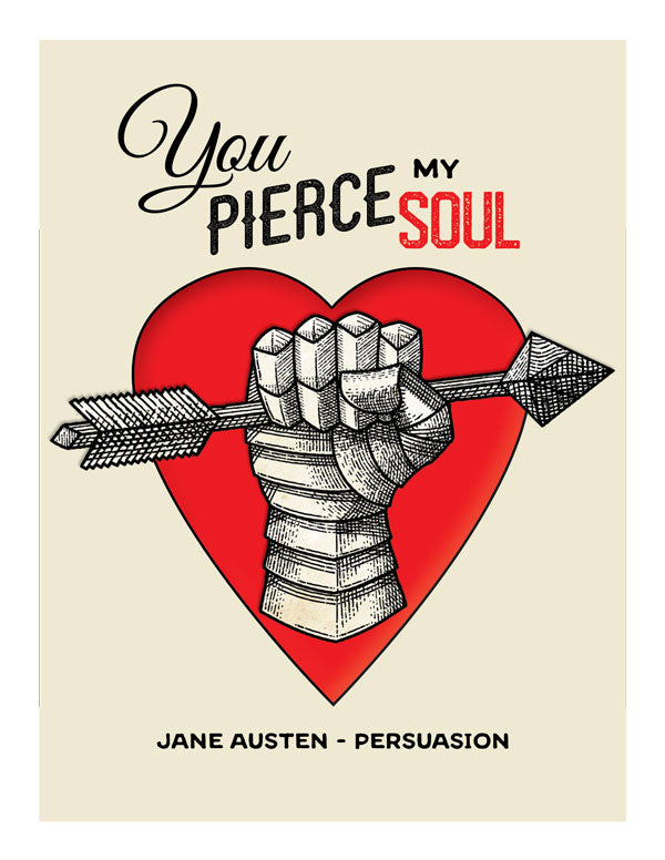 Jane Austen - Pierce My Soul