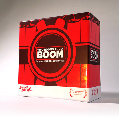 Two Rooms and a Boom (Wholesale)