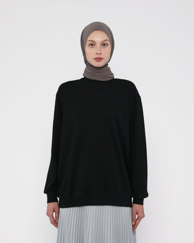Casual Top Black