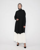 Long Tunic Black